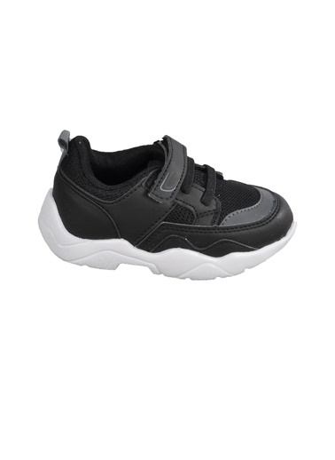 Cool 20-S19 Saks-Füme Çocuk Spor Ayakkabı Siyah